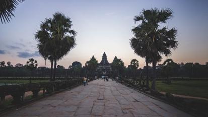 Angkor Wat //Cambodia